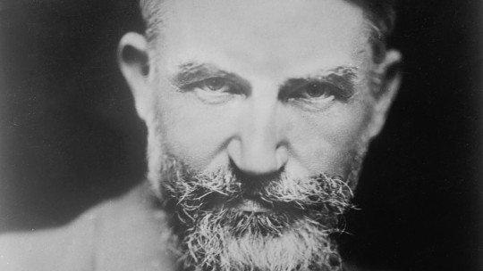 As 60 melhores frases de George Bernard Shaw 1