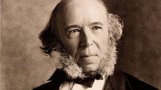 As 25 melhores frases de Herbert Spencer 1