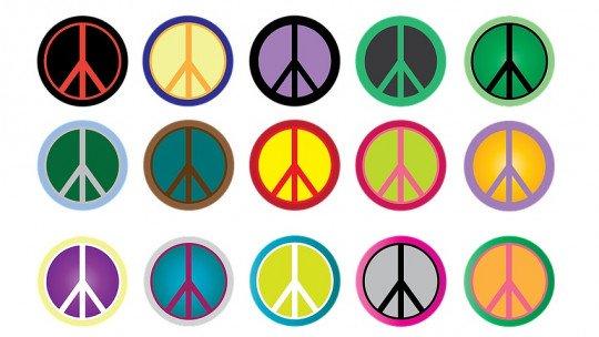 As 35 melhores frases hippies sobre paz e amor 1