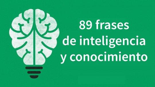 89 frases sobre inteligência e conhecimento 1