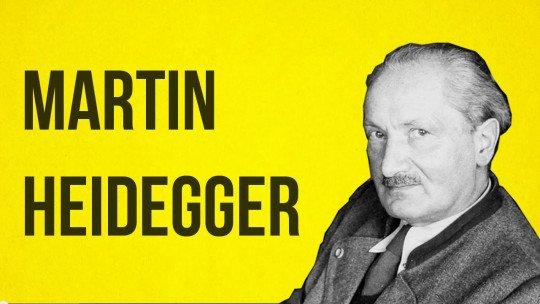 As 20 melhores frases de Martin Heidegger 1