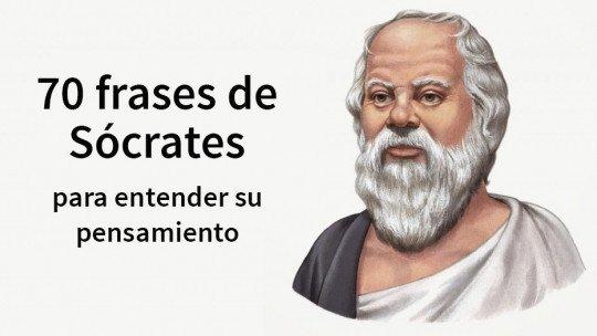 70 frases de Sócrates para entender seu pensamento 1