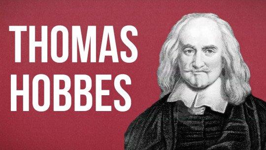 As 70 melhores frases famosas de Thomas Hobbes 1