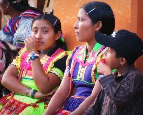 5 Trajes típicos de Chiapas e suas características 6