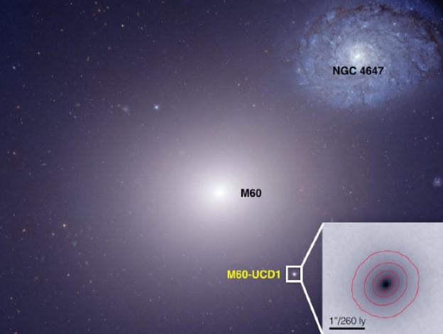 Galáxia anã: formação, evolução, características, exemplos 1