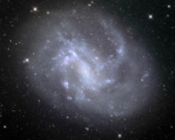 Galáxia anã: formação, evolução, características, exemplos 4