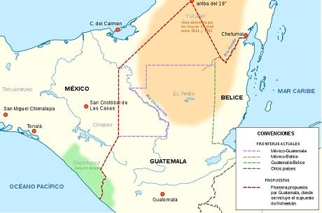 Os principais ramos geográficos 15