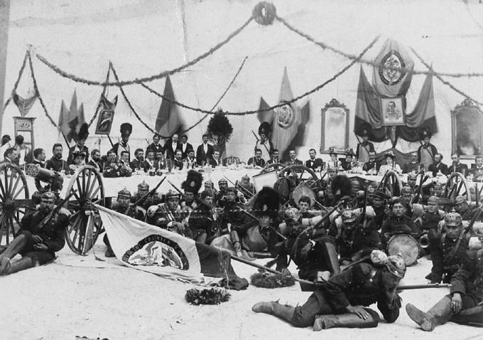 Quais foram as causas da guerra de 1000 dias? 1