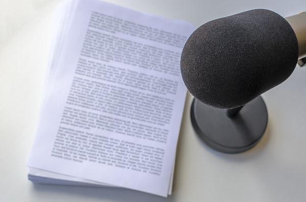 Como fazer um script de rádio? 1