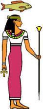 As 20 principais deusas egípcias (nomes mitológicos) 6