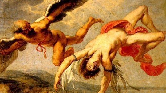 O que é hibris, de acordo com a filosofia grega? 1