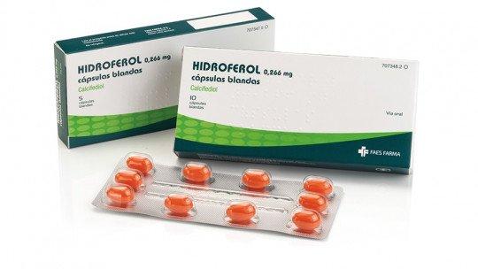 Hidroferol (medicamento): o que é e para que serve 1