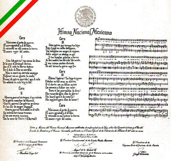 Os 3 símbolos nacionais do México: história e significado 5