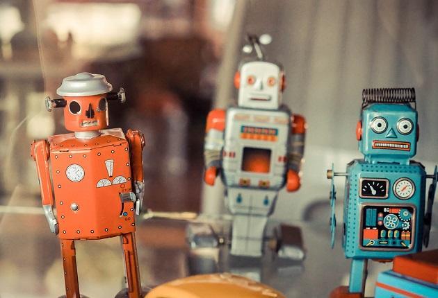 História dos robôs: do primeiro ao presente 1