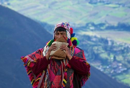 Roupa da Serra do Perú: roupas comuns 2