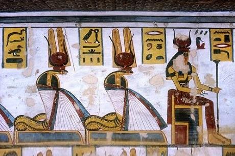 Os 50 deuses egípcios mais importantes e suas histórias 33