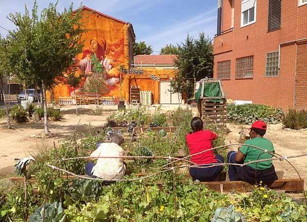 Jardins urbanos: características, tipos, benefícios 5