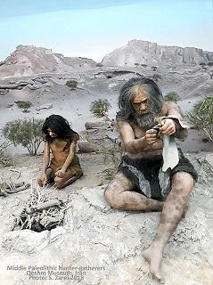 Paleolítico: estágios, características, ferramentas, economia 29