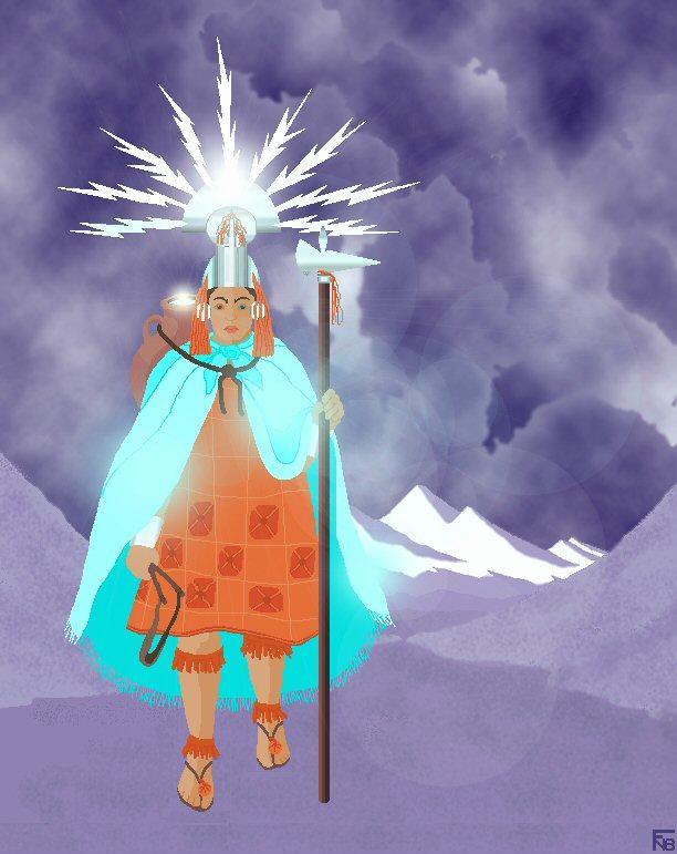 20 deuses incas e seus atributos mais destacados 5
