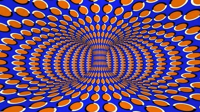 50 ilusões ópticas surpreendentes para crianças e adultos 14
