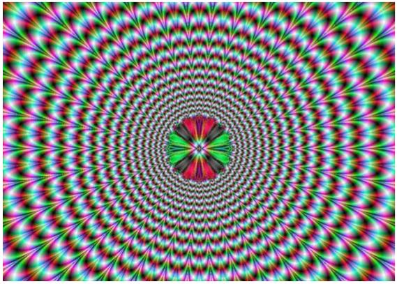 50 ilusões ópticas surpreendentes para crianças e adultos 16