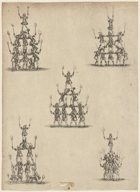 Pirâmides humanas (ginástica): história e tipos 2