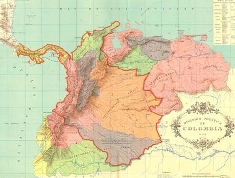 Importância da criação da Grande Colômbia: 4 razões 1