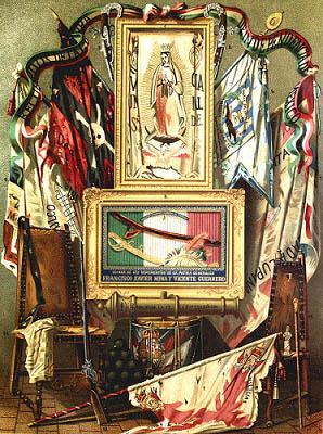 Relato Histórico da Independência do México: Características 1