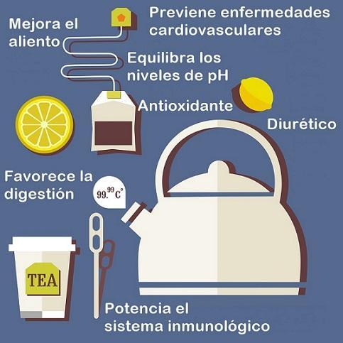 10 benefícios surpreendentes do chá de limão para a saúde 2