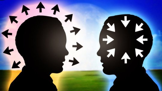 Como saber se você tende a introversão ou extroversão 1