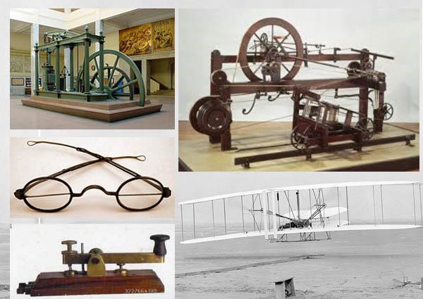 As 10 invenções, a revolução industrial mais importante 1