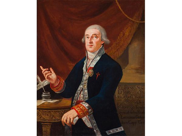 José de Iturrigaray: biografia e vice-reinado 1