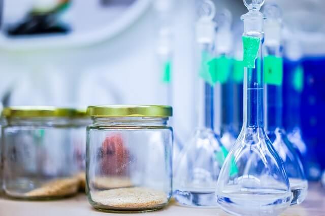 Quais são os estágios da química? 1
