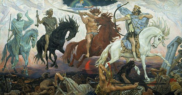 Os 4 cavaleiros do apocalipse e seu significado 1