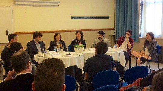 Psicologia e Mente, palestrantes na III Conferência de Pesquisa e Negócios da Universidade de Barcelona 1