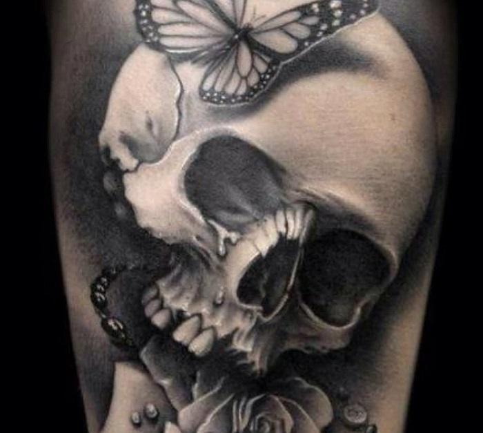 Os 15 tipos de tatuagens (de acordo com seu estilo e características) 8