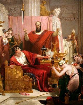Espada de Dâmocles: história, significado, moral 1