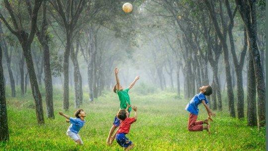 A importância do brincar na infância e na idade adulta 1