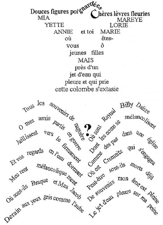 Poemas cubistas dos autores mais destacados 8