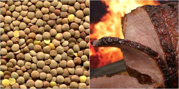Legumes e alimentos de origem animal 52