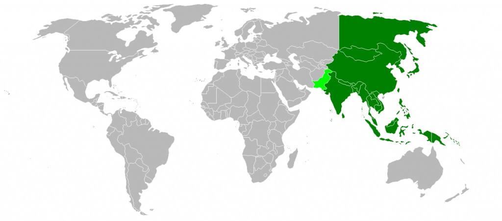 As 10 civilizações mais importantes do Extremo Oriente 1