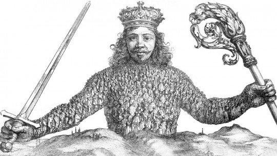 O que é Thomas Hobbes Leviathan? 1