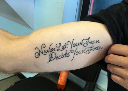 101 frases para tatuagens em espanhol e inglês (curto) 21