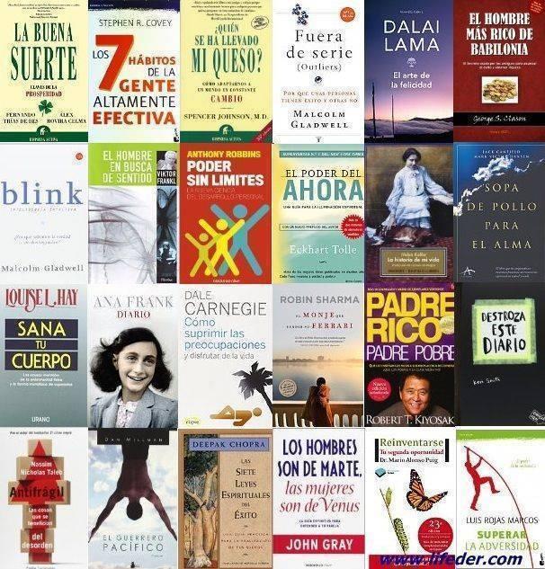 Os 57 melhores livros de autoajuda e desenvolvimento pessoal 1