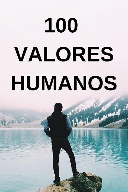 Valores humanos: lista dos 100 mais importantes 5