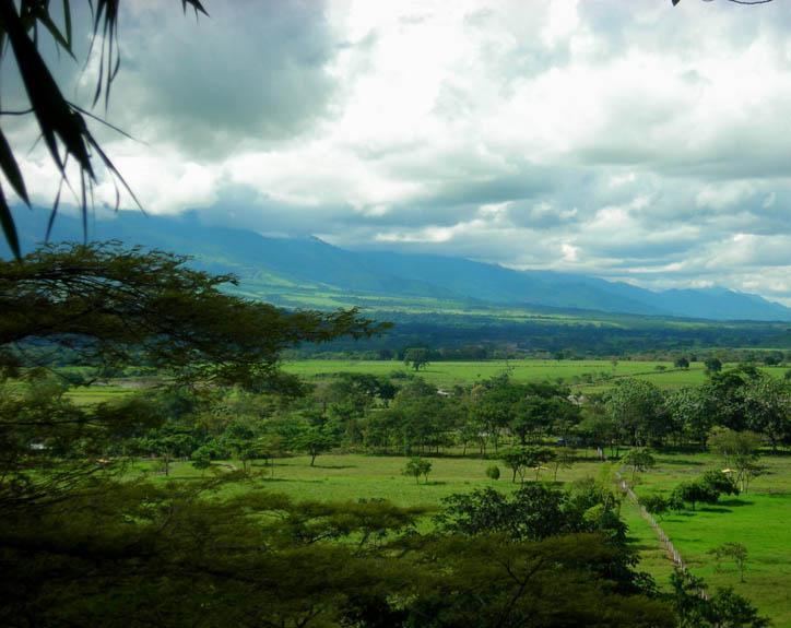 O que são as planícies da Colômbia? 15