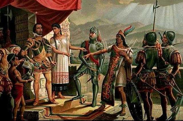 As 3 viagens de Pizarro na conquista do Peru 1