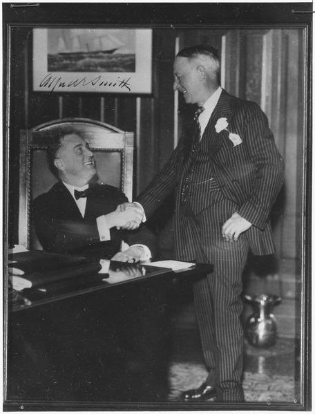 Franklin D. Roosevelt: biografia, presidência e fatos 7