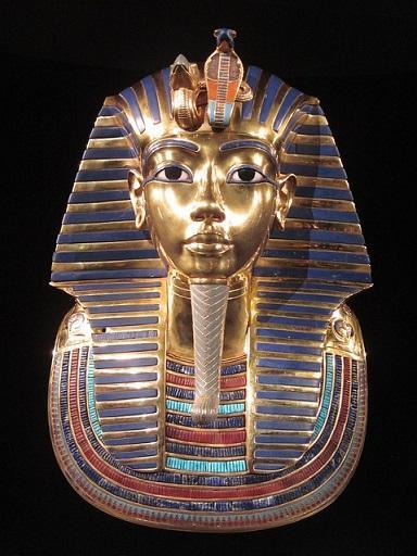 Máscara de Tutancâmon: história e características 1
