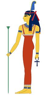 As 20 principais deusas egípcias (nomes mitológicos) 12